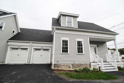 Danvers Single Family Home For Sale: 5 Water Street #1