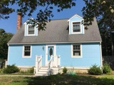 Plymouth Single Family Home For Sale: 18 Nancy Dr