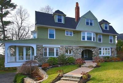 Brookline Rental For Rent: 460 Heath Street
