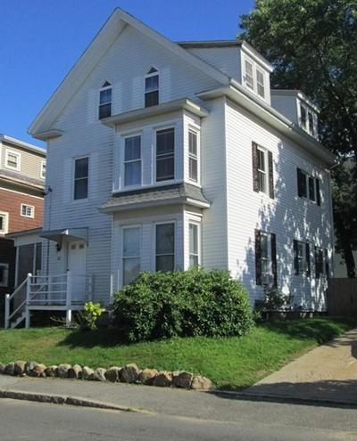 Gloucester MA Multi Family Home Contingent: $379,000
