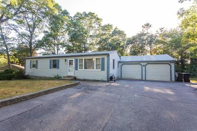 Plymouth Single Family Home For Sale: 15 Seven Hills Rd