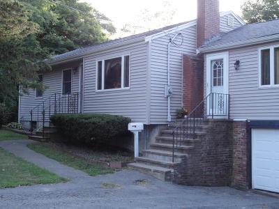 Avon Single Family Home Under Agreement: 80 School St