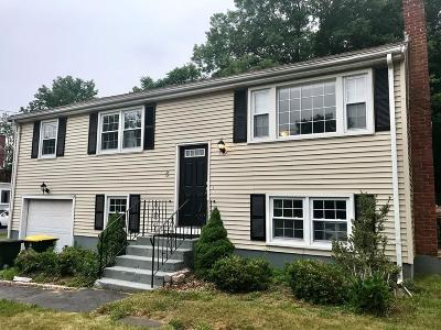 Franklin Single Family Home Under Agreement: 8 Carpenter Dr