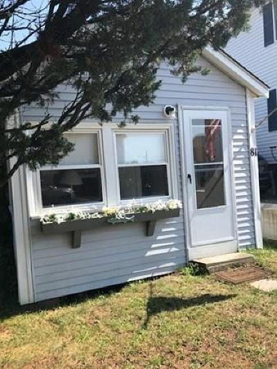 Plymouth Single Family Home For Sale: 81 Taylor Ave