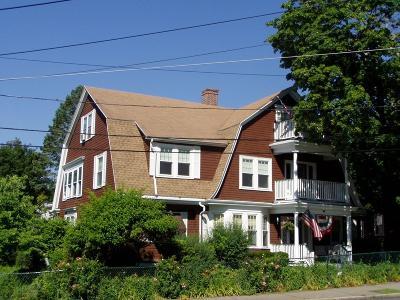 Lynn Multi Family Home For Sale: 96 Lafayette Park