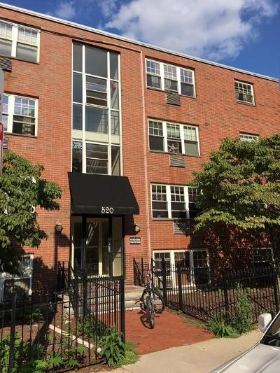 Condo/Townhouse Under Agreement: 520 Talbot Ave. #17