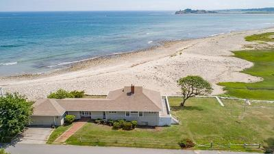 Scituate Single Family Home For Sale: 67 Collier Road