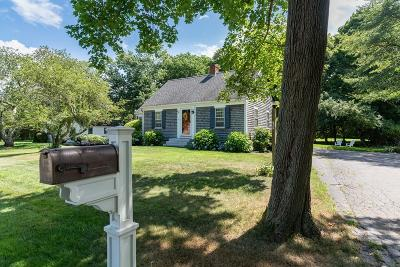 Scituate Single Family Home For Sale: 76 Dreamwold Road