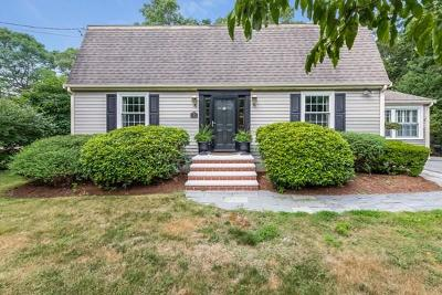 Plymouth Single Family Home For Sale: 4 Burnside St