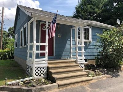 Hanson Single Family Home For Sale: 65 Milford St.