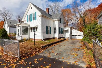 Brockton Single Family Home Back On Market: 83 Myrtle St