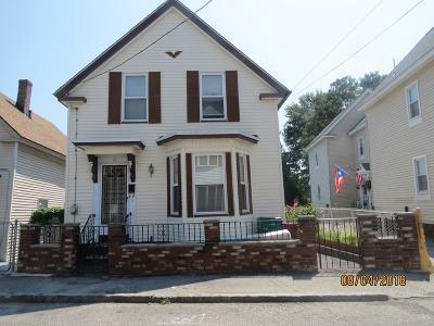 Lowell Single Family Home Under Agreement: 23 Bassett Street