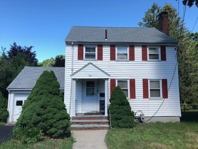 Single Family Home For Sale: 4 Gwinnett St