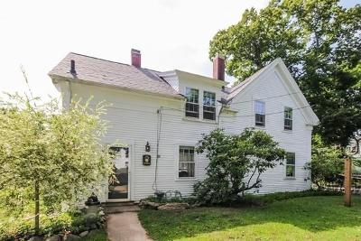 Sandwich Single Family Home For Sale: 179 Main Street