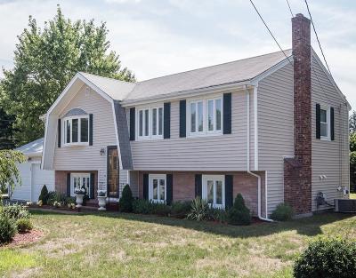 Stoughton Single Family Home Under Agreement: 240 Powell St