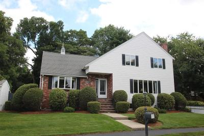 Saugus Single Family Home Under Agreement: 3 Foliage Drive