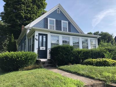 Avon Single Family Home Under Agreement: 46 E High St