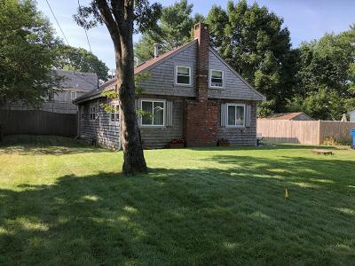 Plymouth Single Family Home Contingent: 21 Buttonwood Ln
