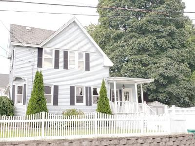 Lowell Single Family Home Contingent: 1098 Bridge St