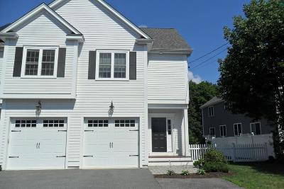 Needham Rental For Rent: 1345 South Street #1
