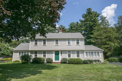 Duxbury Single Family Home For Sale: 117 Wadsworth Road