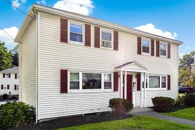 Framingham Condo/Townhouse Under Agreement: 609 Union Ave #609