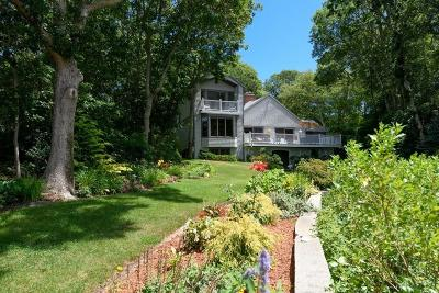 MA-Barnstable County, Plymouth County Single Family Home For Sale: 15 N Bournes Pond Road