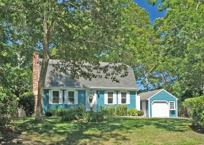 Sandwich Single Family Home For Sale: 26 Bourne Ave