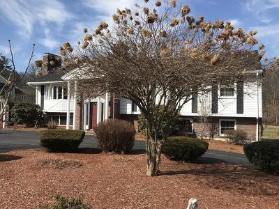 Reading MA Single Family Home Contingent: $849,900