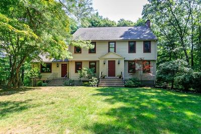 Needham Single Family Home For Sale: 57 Gatewood Dr