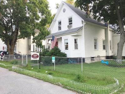 Lowell Single Family Home For Sale: 388 Christian Street