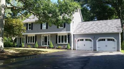 Taunton Single Family Home For Sale: 170 Nichols Dr