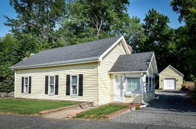 Natick Single Family Home Under Agreement: 127 Hartford Street