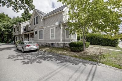 Mansfield Multi Family Home Under Agreement: 86 Pratt St
