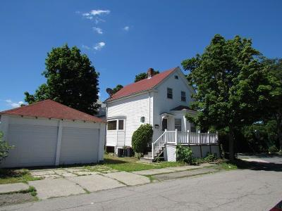 Quincy Single Family Home Under Agreement: 1 Marlboro St