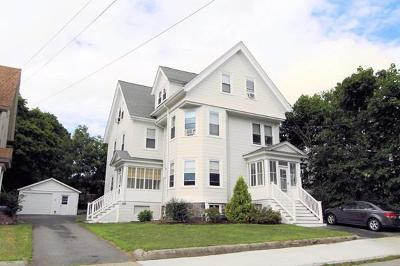 Malden Multi Family Home Under Agreement: 67-69 Converse Ave
