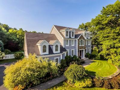 Raynham Single Family Home For Sale: 86 Brook St