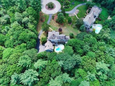 Norwell MA Single Family Home For Sale: $1,095,000