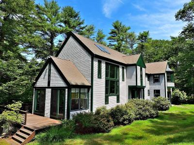 Plymouth Single Family Home For Sale: 125 Halfway Pond Road