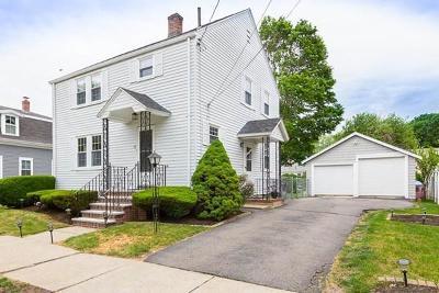 Saugus MA Single Family Home For Sale: $404,000