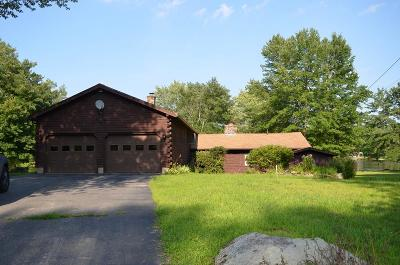 West Brookfield Single Family Home For Sale: 59 Shoreline Dr
