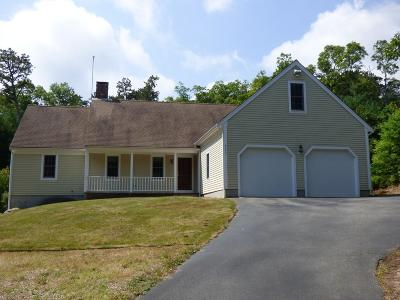 Barnstable Single Family Home For Sale: 229 Woodside Rd