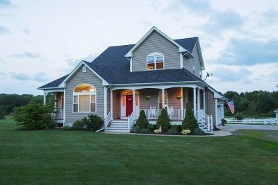 Rehoboth Single Family Home For Sale: 63 Agricultural Ave