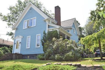 Avon Single Family Home Under Agreement: 153 E High St