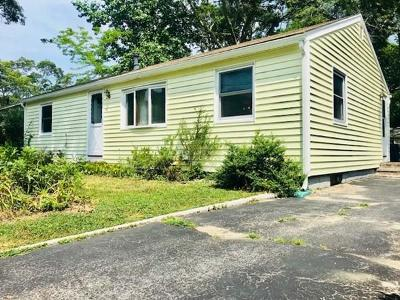 Falmouth Single Family Home For Sale: 14 Churchill Dr
