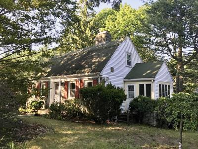 Single Family Home Under Agreement: 93 Pond Brook Road