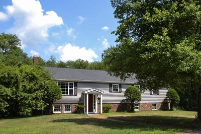 Plympton Single Family Home Under Agreement: 29 County Rd