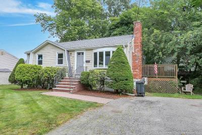 Woburn Single Family Home Under Agreement: 13 Elm Ave