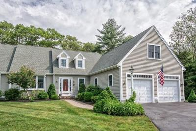 Scituate Condo/Townhouse Under Agreement: 33 Doctors Hill Drive #33
