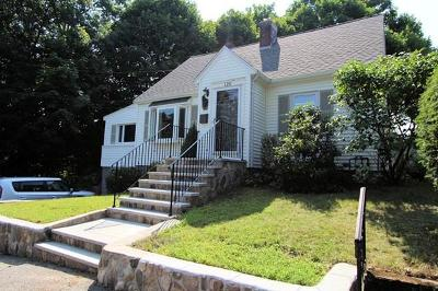 Stoneham Single Family Home Under Agreement: 120 North St